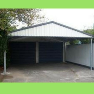 Why you should consider building a detached metal garage over a carport